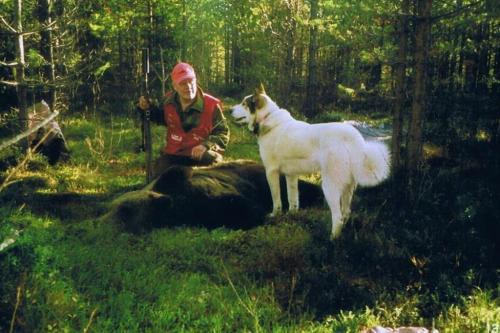 Karhunkaataja Tapio Suopanki (Medium)